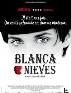 Blancanieves-affiche